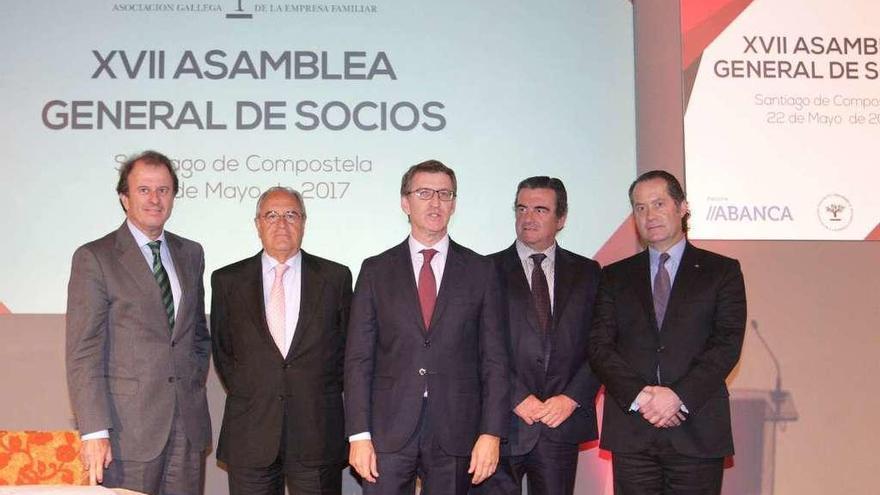 """El nuevo presidente de la Empresa Familiar: """"Hace falta un marco fiscal competitivo"""""""