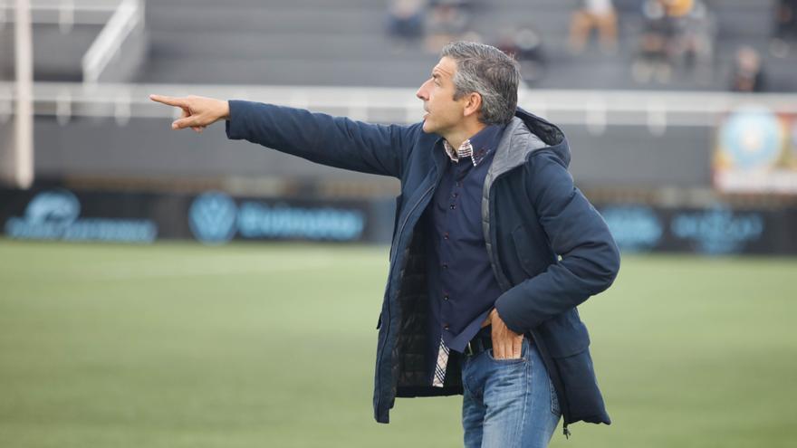 Hércules CF | Cubillo: «Penaliza hacer cambios para proteger y no para ir a ganar»