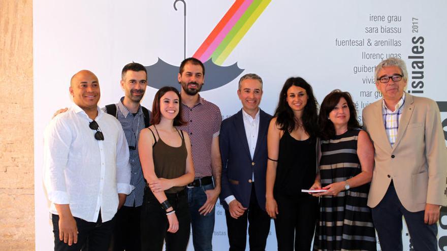 La valenciana Irene Grau obté el Premi Mardel d'arts visuals 2017