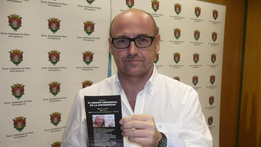 Nombran a un médico de Petrer director gerente del Servicio Murciano de Salud