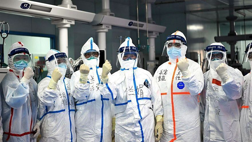 ¿Y si el origen del coronavirus no fue Wuhan?