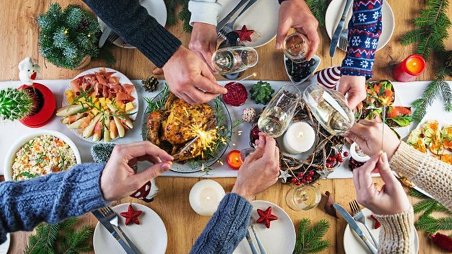 SALUD | 14 consejos para no engordar en Navidad