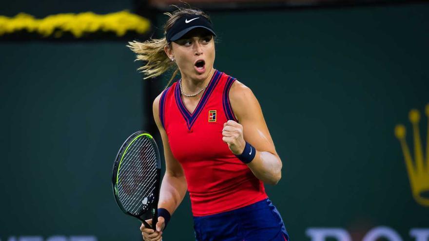 Paula Badosa guanya Krejcikova i passa a quarts de final d'Indian Wells