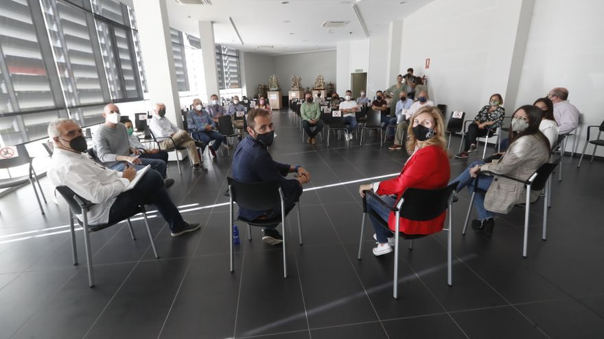 Castelló ratifica la suspensión de Sant Pere y Sant Joan y pide ideas a la 'festa'