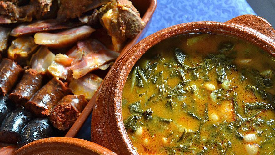 """Aquí puedes comer """"el mejor pote asturiano 2020"""""""
