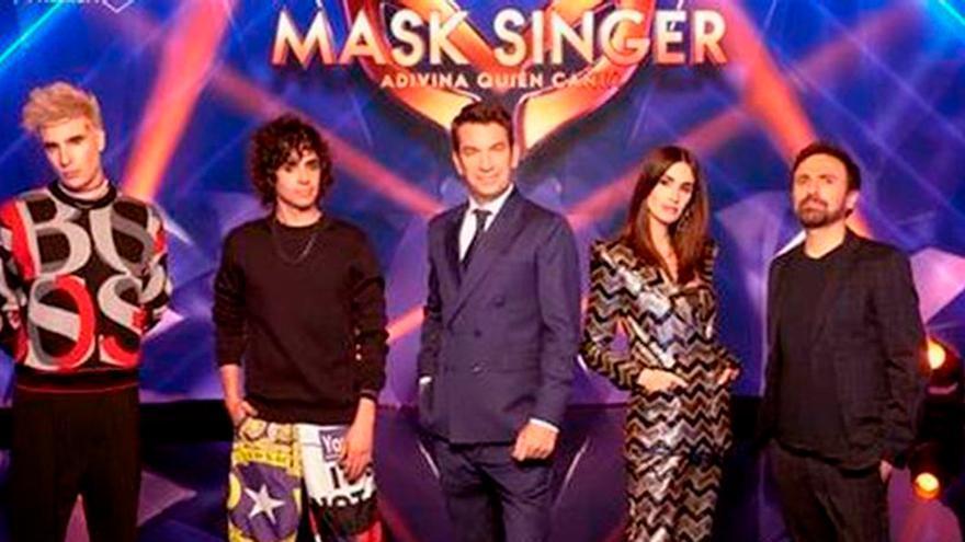 La gran duda de los espectadores de Mask Singer en Antena 3