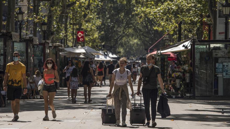 Cataluña suma 622 positivos y 30 fallecidos en el último día