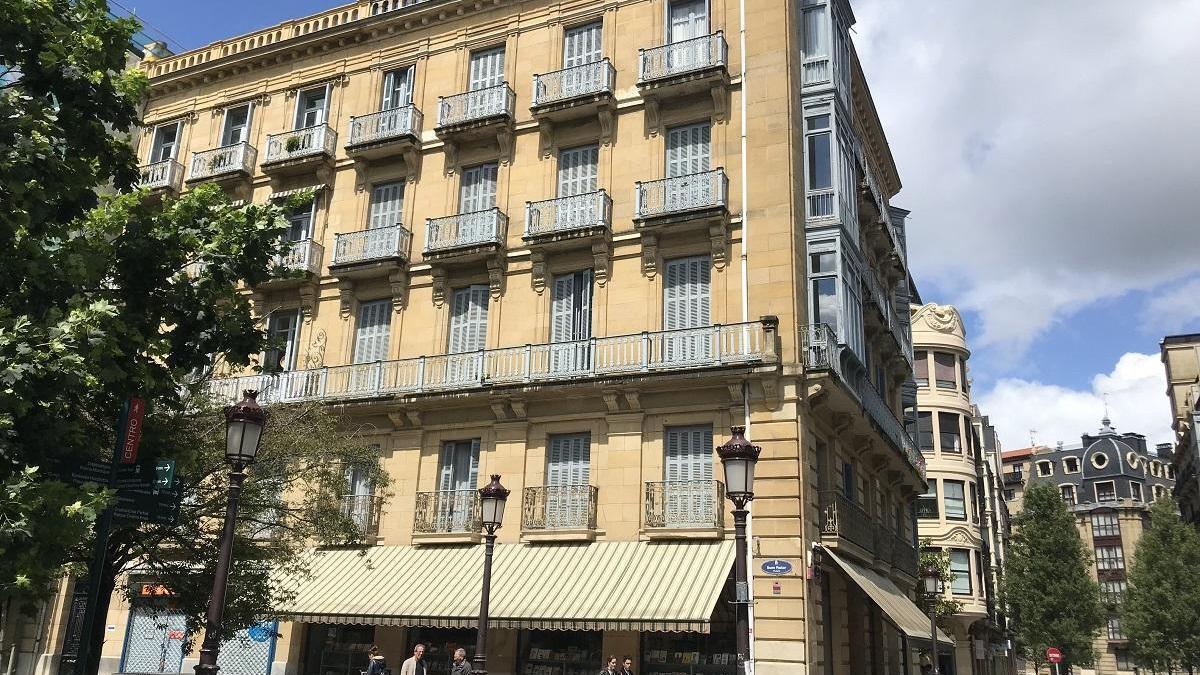 La cadena valenciana Hoteles Intur estrena su segundo hotel en San Sebastián