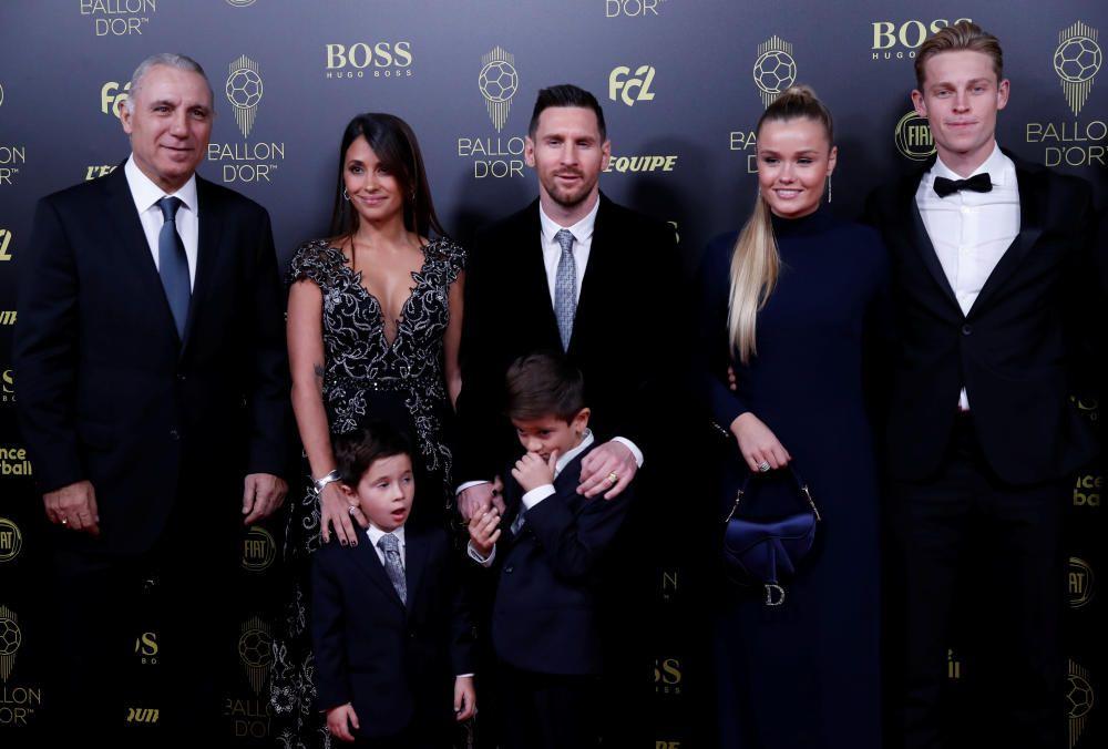 The Ballon d'Or awards