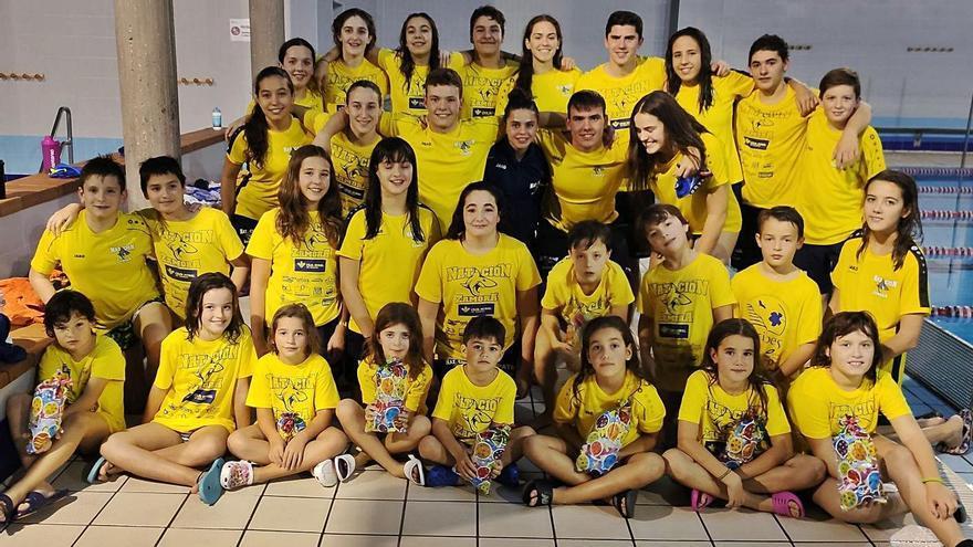 Natación Zamora, el más beneficiado en la Línea 2