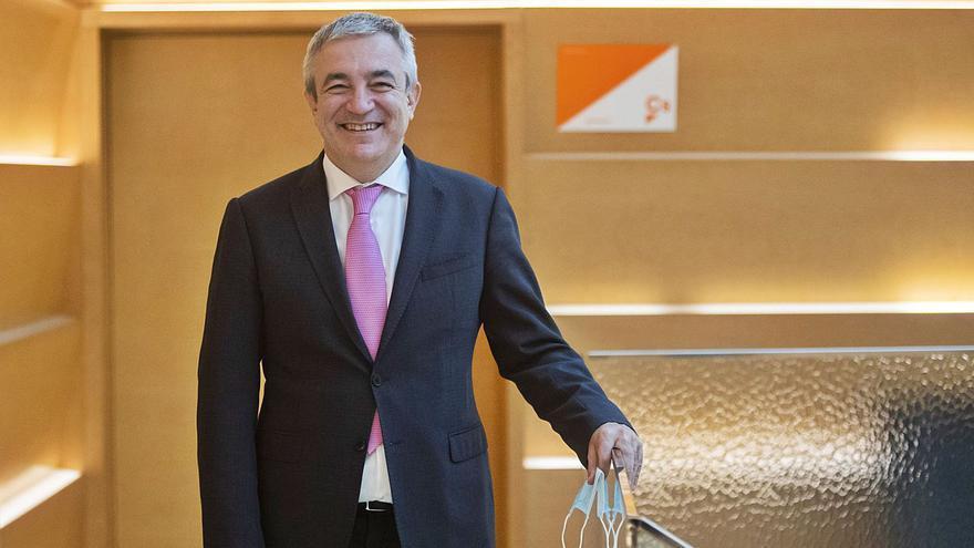 """Luis Garicano: """"Que haya una subida de impuestos no es una línea roja para apoyar el presupuesto del Estado"""""""