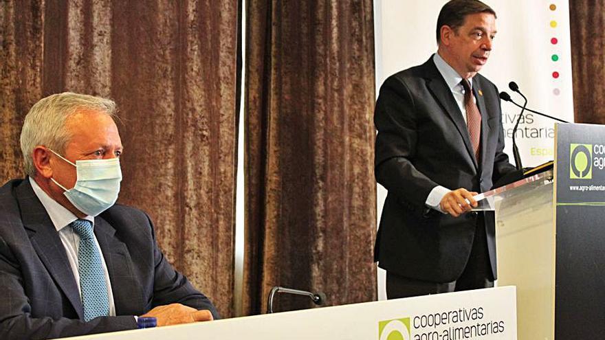 La Asamblea de Cooperativas Agro-alimentarias de España reafirma el compromiso del cooperativismo con la sociedad