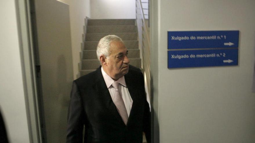 Muere el empresario Manuel Jove, fundador de la inmobiliaria Fadesa