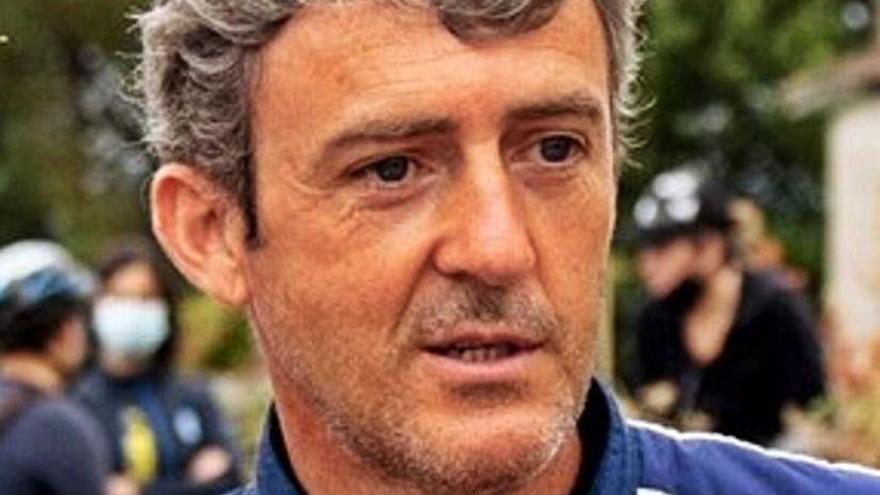Alberto Iglesias, el mejor copiloto de Asturias con más de 350 rallyes en su haber