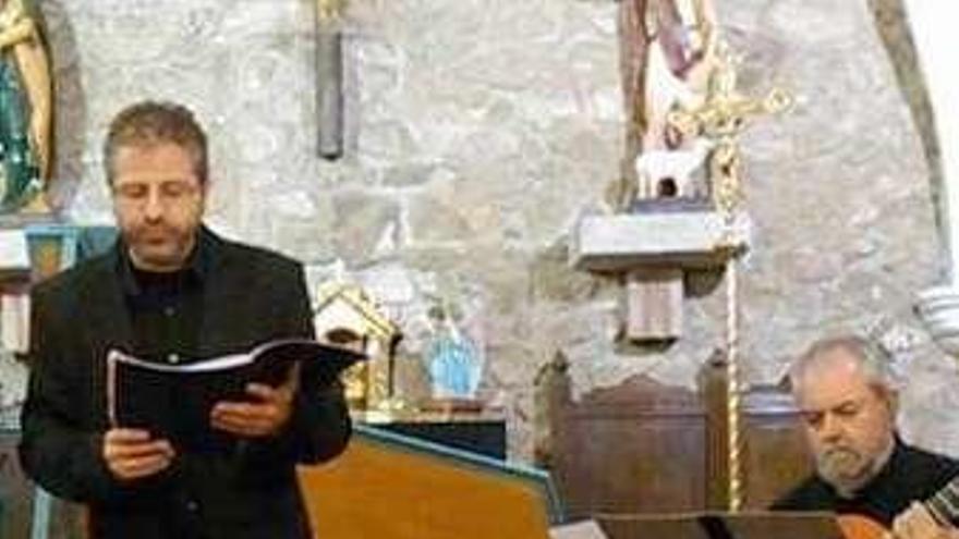 Concierto de música clásica en Balmori