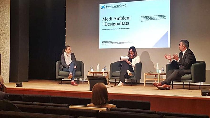La salud ambiental, a debate en el CaixaForum