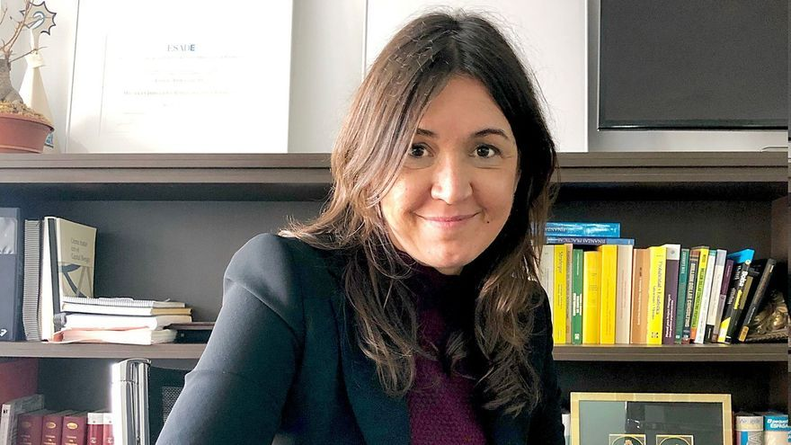 María Marín, nueva socia directora de Aquami Legal & Business