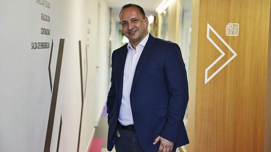 Rubén Martínez Dalmau: «He oído a Oltra como portavoz hablar de temas más propios del partido que del Consell»