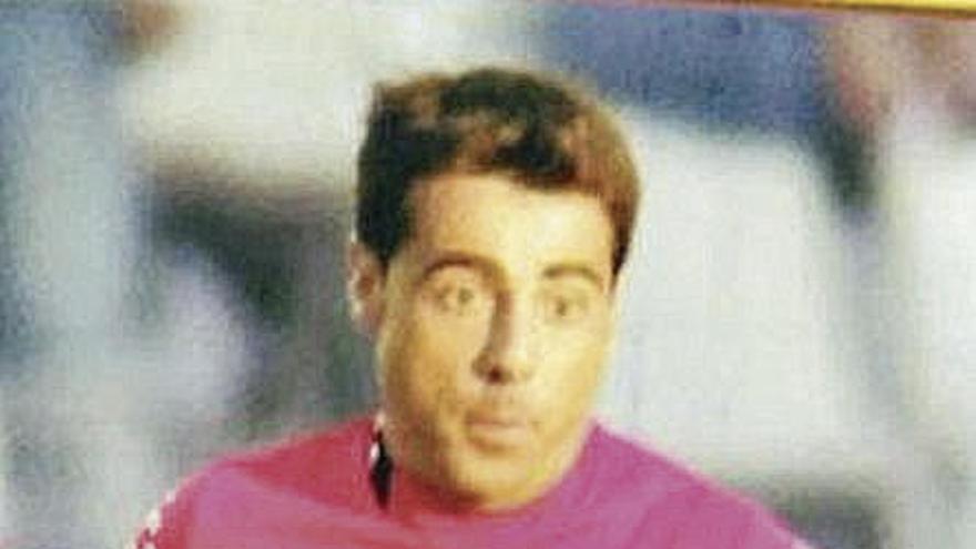 El centrocampista que le marcó a Juanjo Valencia