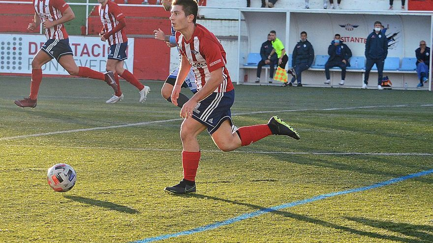 Brais, el incombustible del Alondras