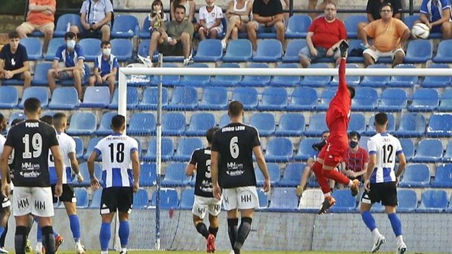 Así te hemos contado el UD Alzira - Hércules en directo