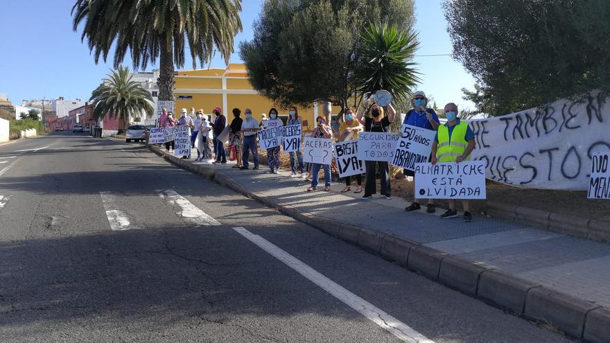 Ayuntamiento y Cabildo siguen sin ponerse de acuerdo con Almatriche
