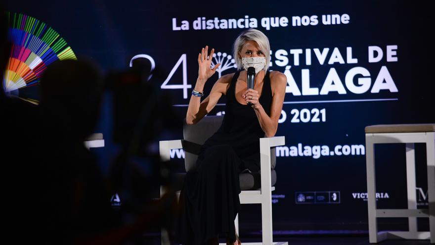 Rueda de prensa de los ganadores del Festival de Málaga 2021