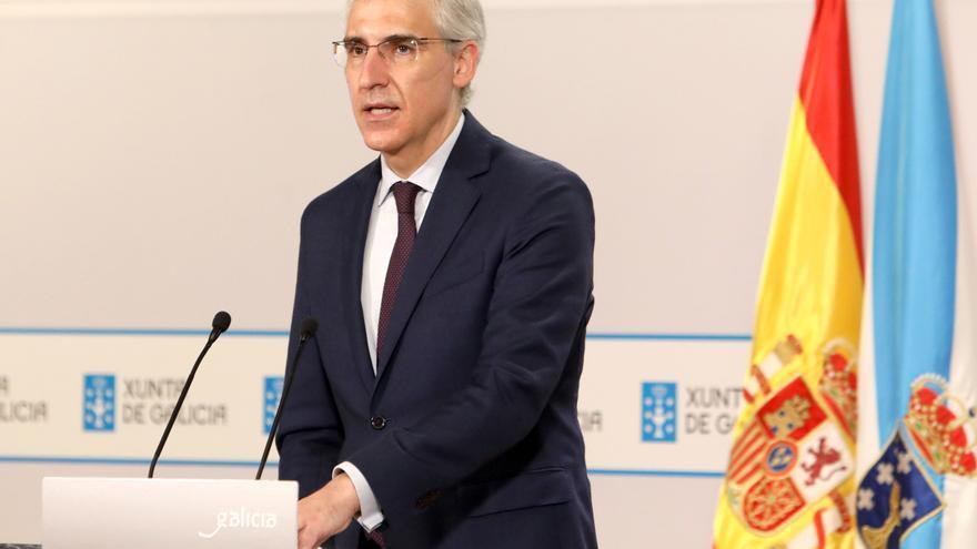 Francisco Conde reclama a Ence los requirimientos para un traslado y pide fondos europeos al gobierno
