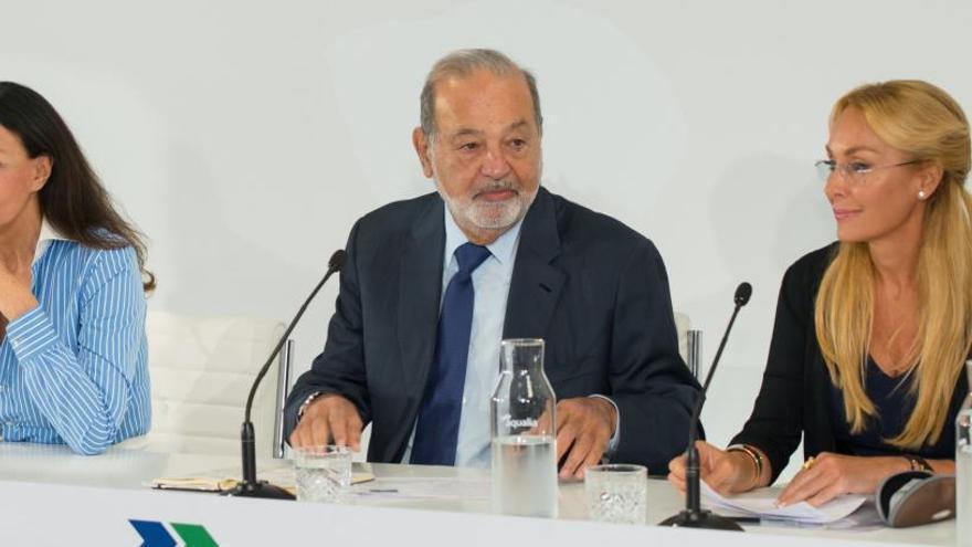 FCC celebra su Investor Day en compañía de Carlos Slim