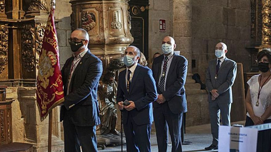 San Roque, protector de Ourense desde la peste de 1679, sin procesión por segundo año por el COVID