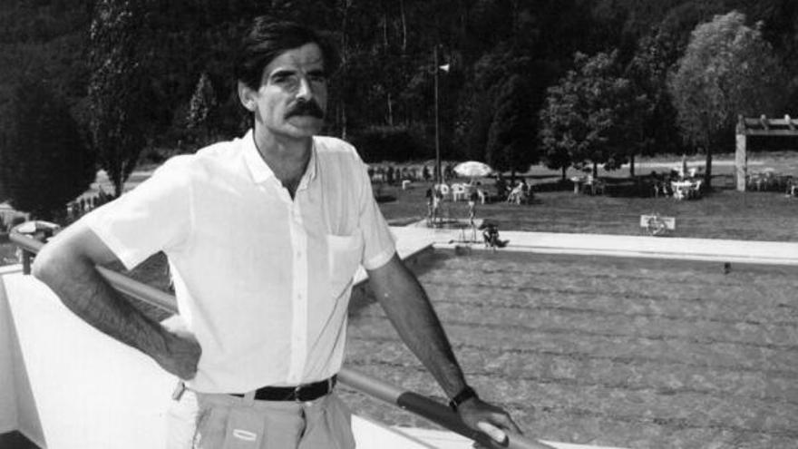 Fallece a los 74 años el ex presidente del Casino Mercantil Javier Azpilicueta