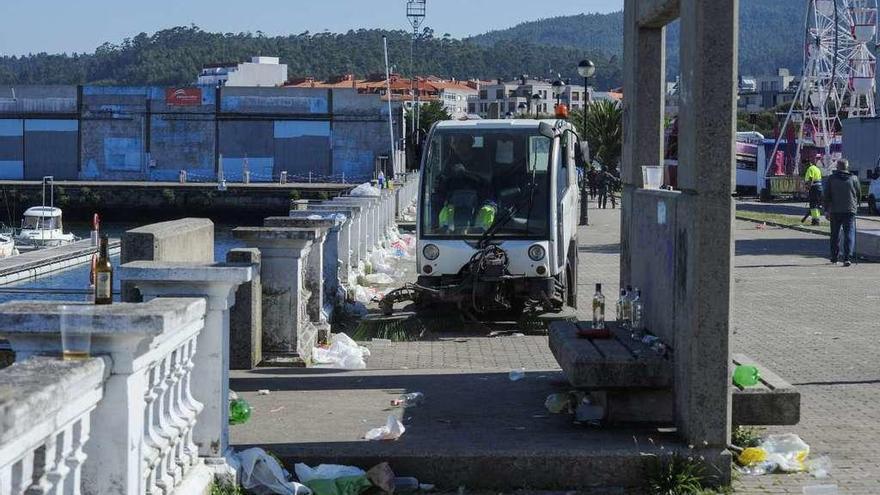 La adjudicación del millonario contrato de la basura se demora hasta mediados de 2020