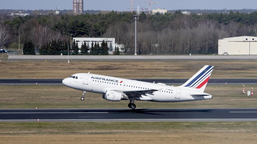 Air France volará entre Tenerife y París este invierno