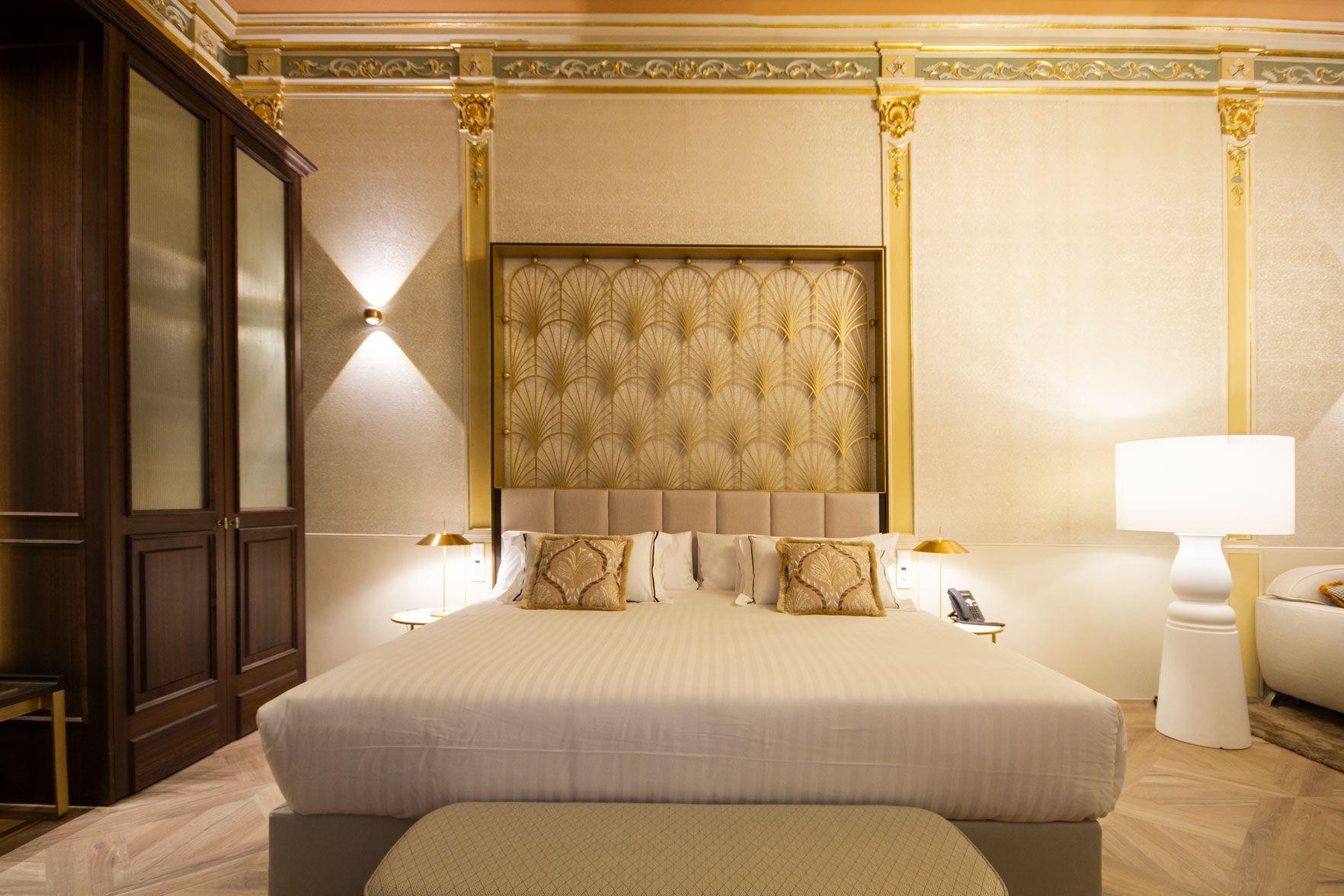 Palacio Vallier de València: un palacete del siglo XIX reconvertido en hotel de lujo