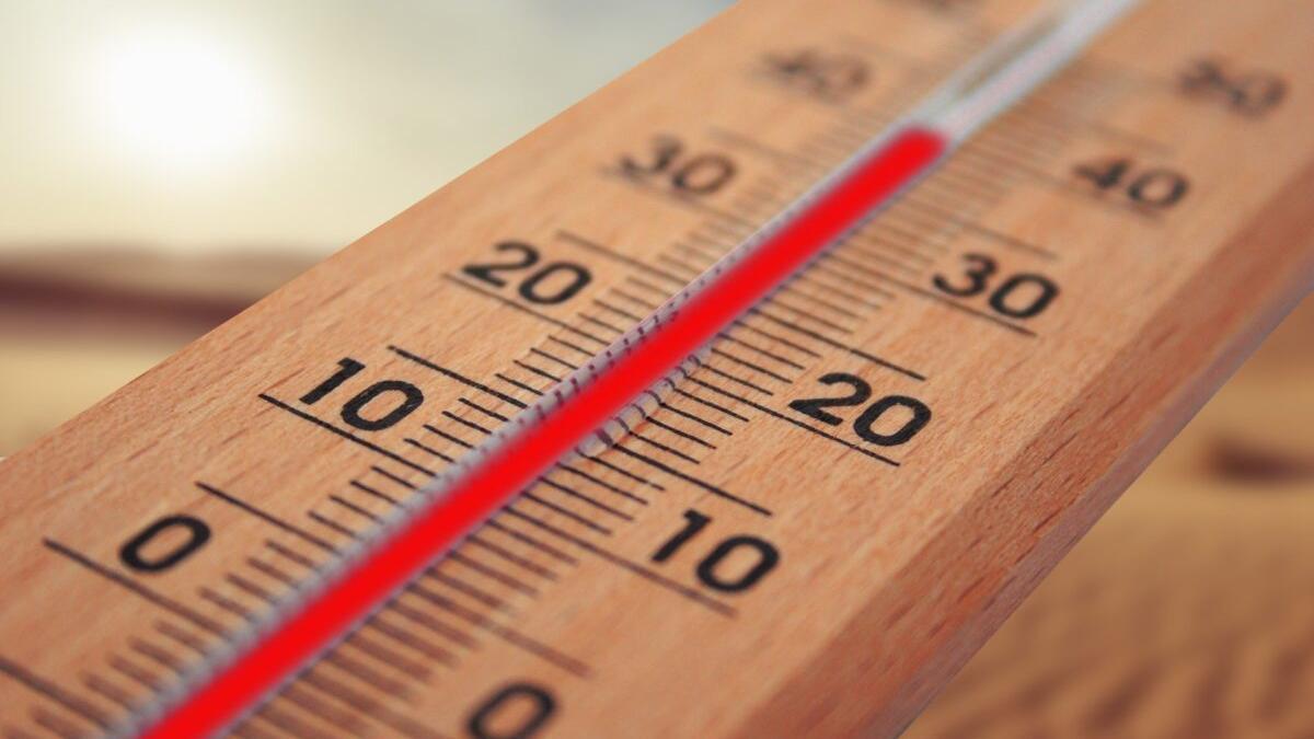 Córdoba estará este viernes bajo aviso amarillo por calor por tercer día consecutivo.
