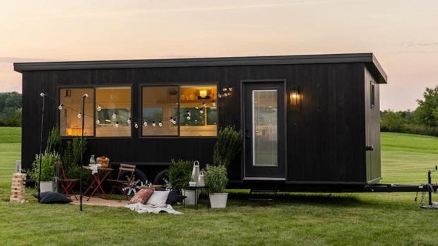 Ikea idea una mini casa rodante