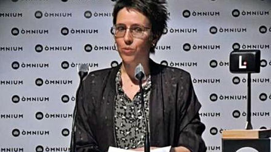 'Boulder', de Eva Baltasar, gana el Premi Òmnium a la mejor novela del año