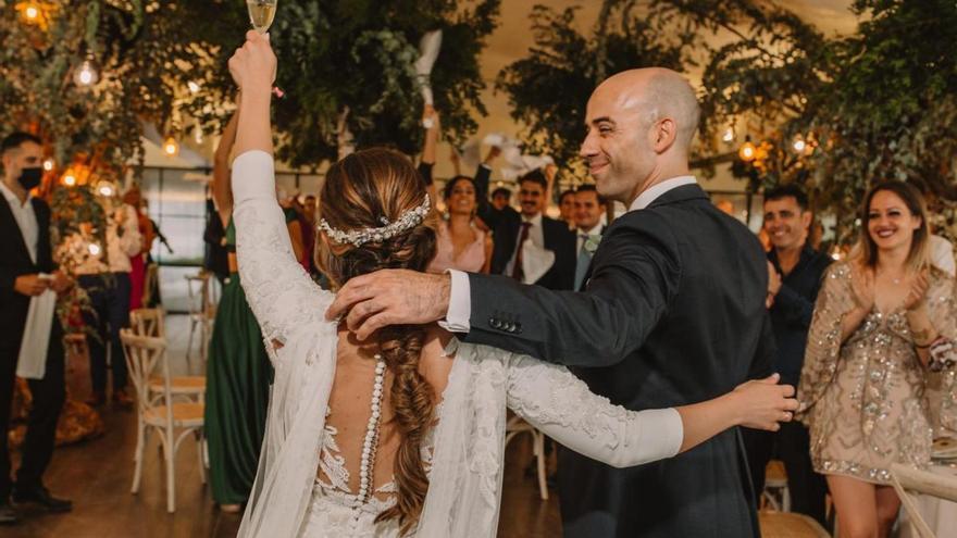 Las bodas de la pandemia se mudan desde Murcia a Alicante