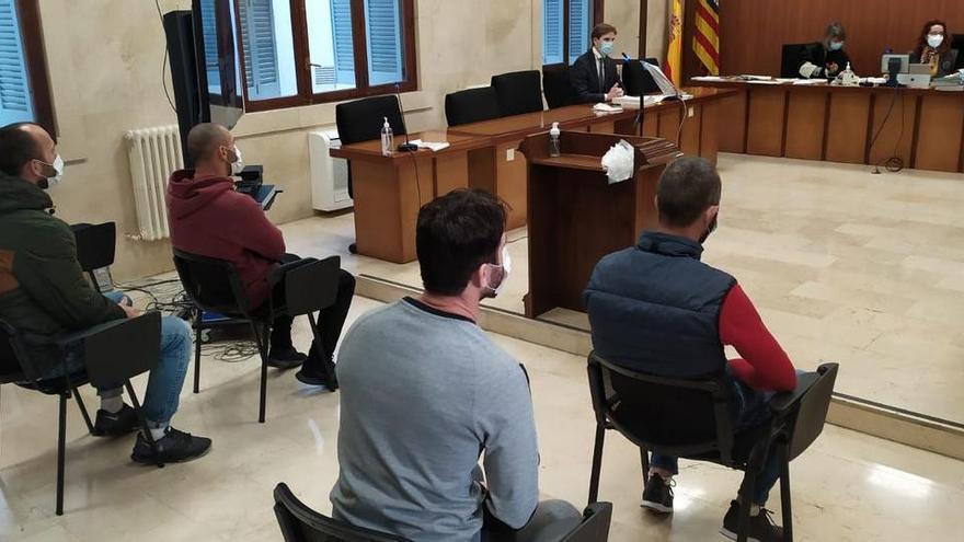 Haftstrafen für Einbrecher-Bande in Luxusvillen auf Mallorca