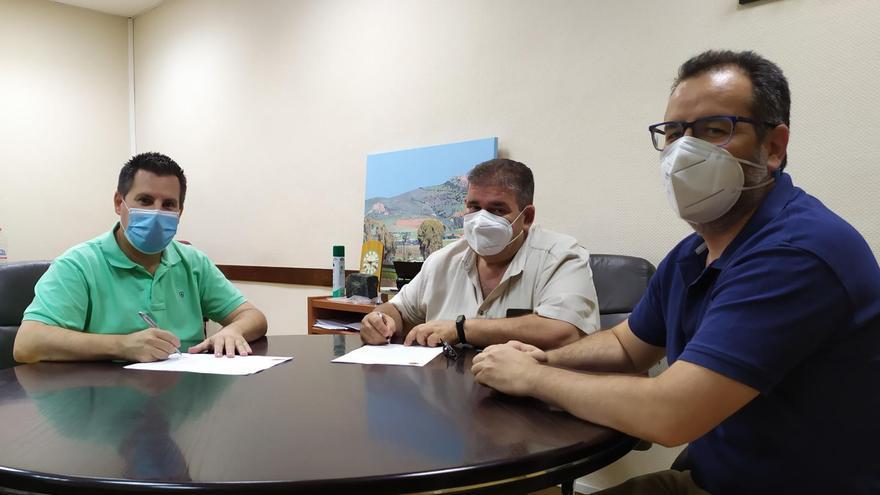 El Ayuntamiento de Peñarroya cede la 'Venta del carbón' a la escudería Esalto