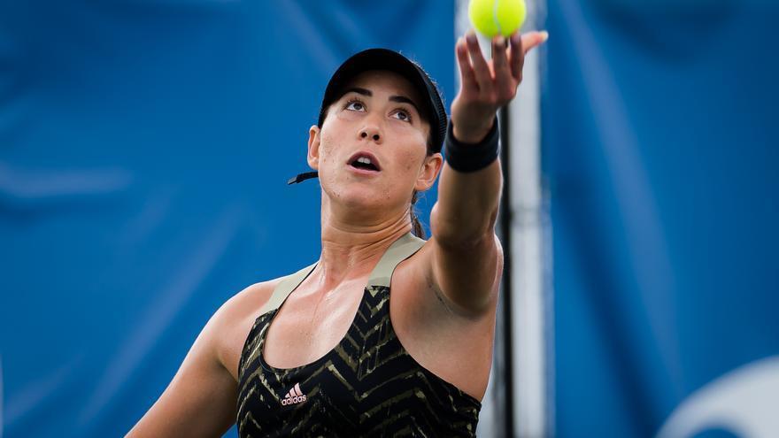 Muguruza cae eliminada en su primer partido en Indian Wells