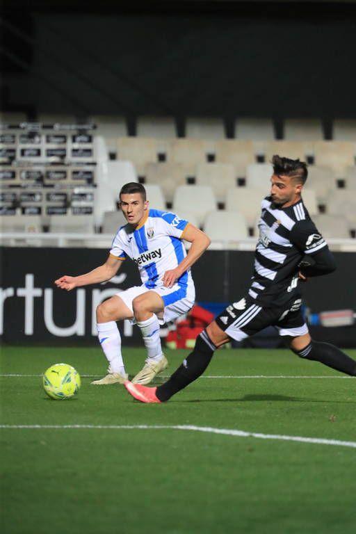 FC Cartagena - Leganés