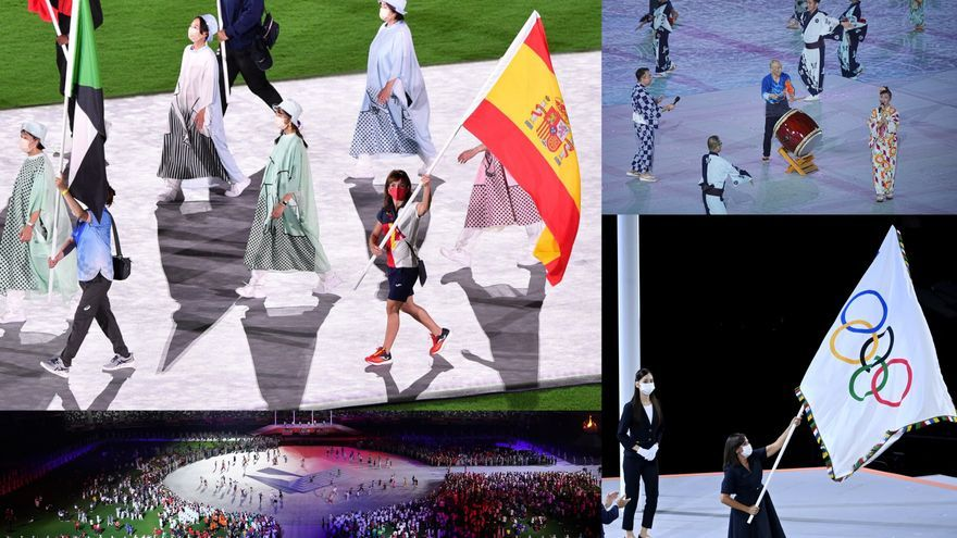 Tòquio acomiada els Jocs de l'esperança i saluda París