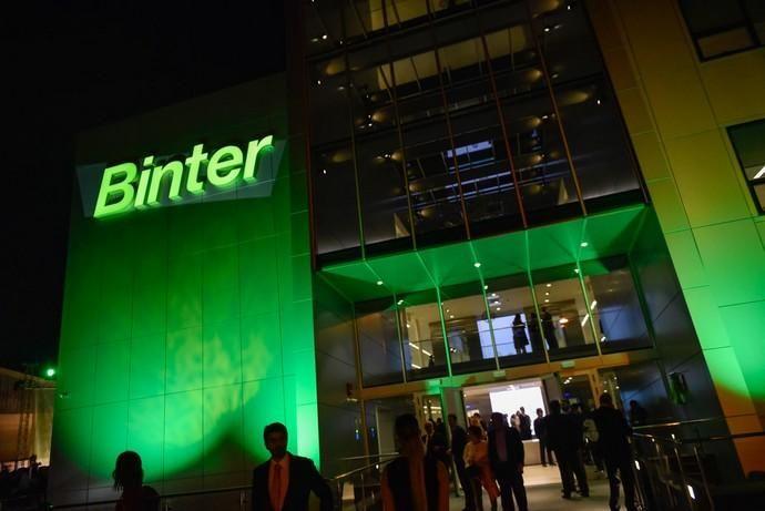 Binter estrena sede en Gran Canaria