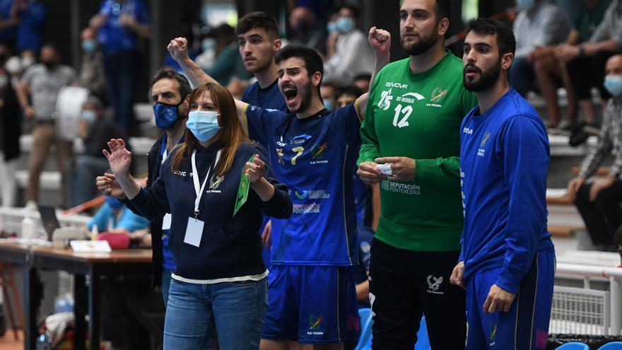 El Teucro renueva a su entrenadora Irene Vilaboa
