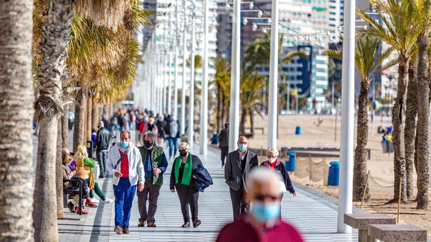 El tiempo en Alicante: tras Filomena, semana primaveral con máximas de hasta 23 grados