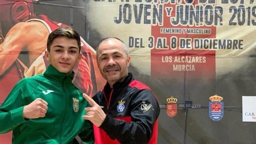 Rafael Lozano júnior sigue la estela de su padre