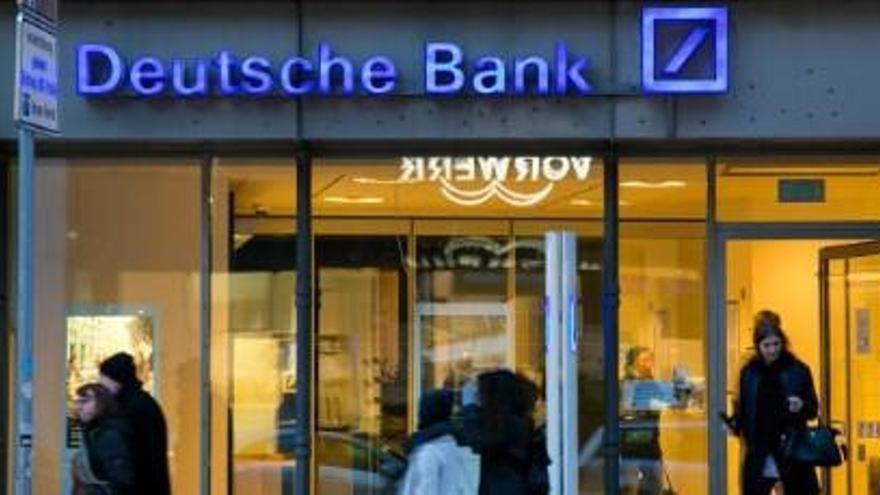 Deutsche Bank estudia tancar la seva filial a Espanya