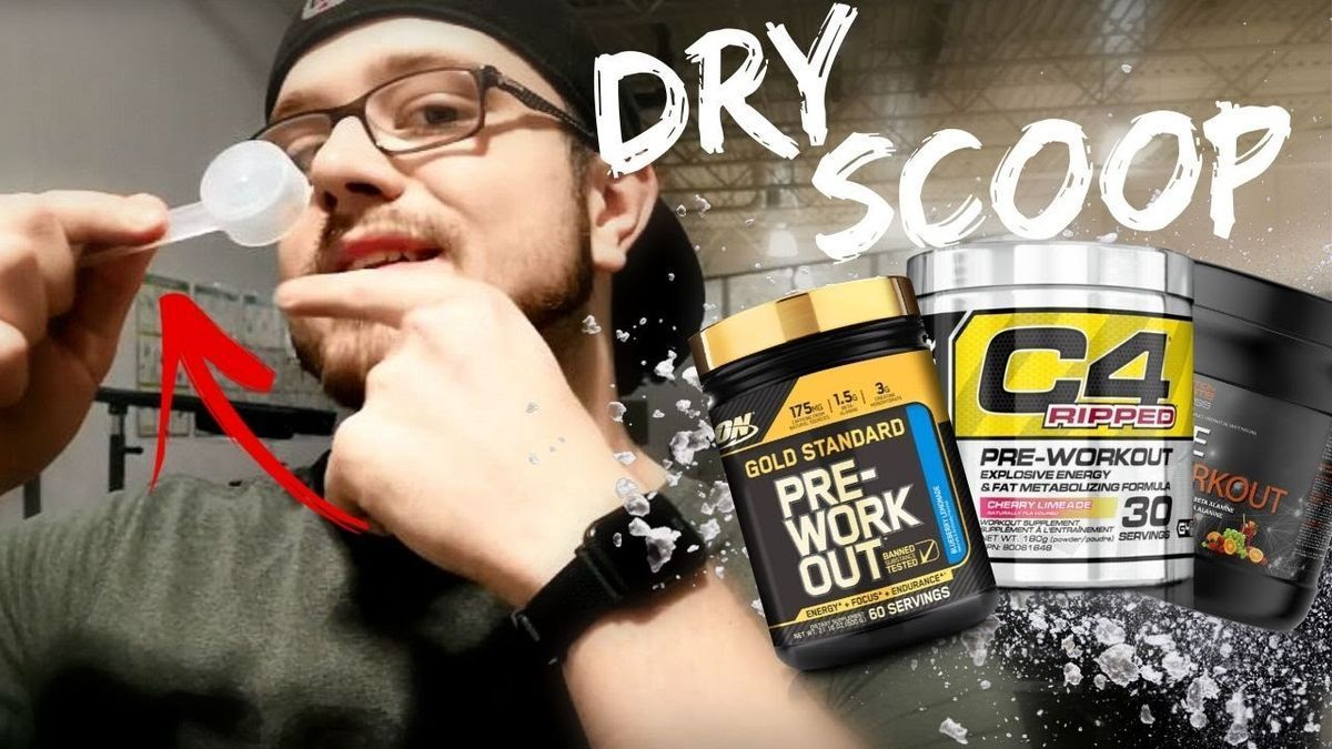 Dry Scooping