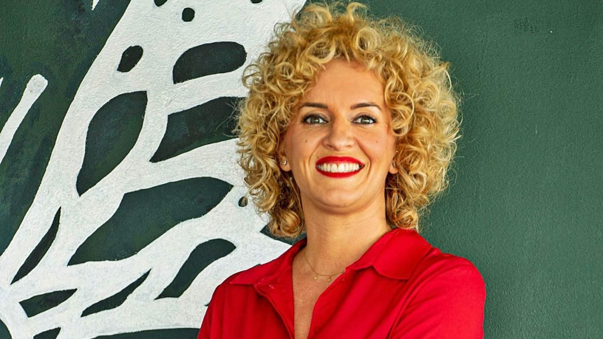 La presidenta de REM de Marbella, Isabel Carrasco.